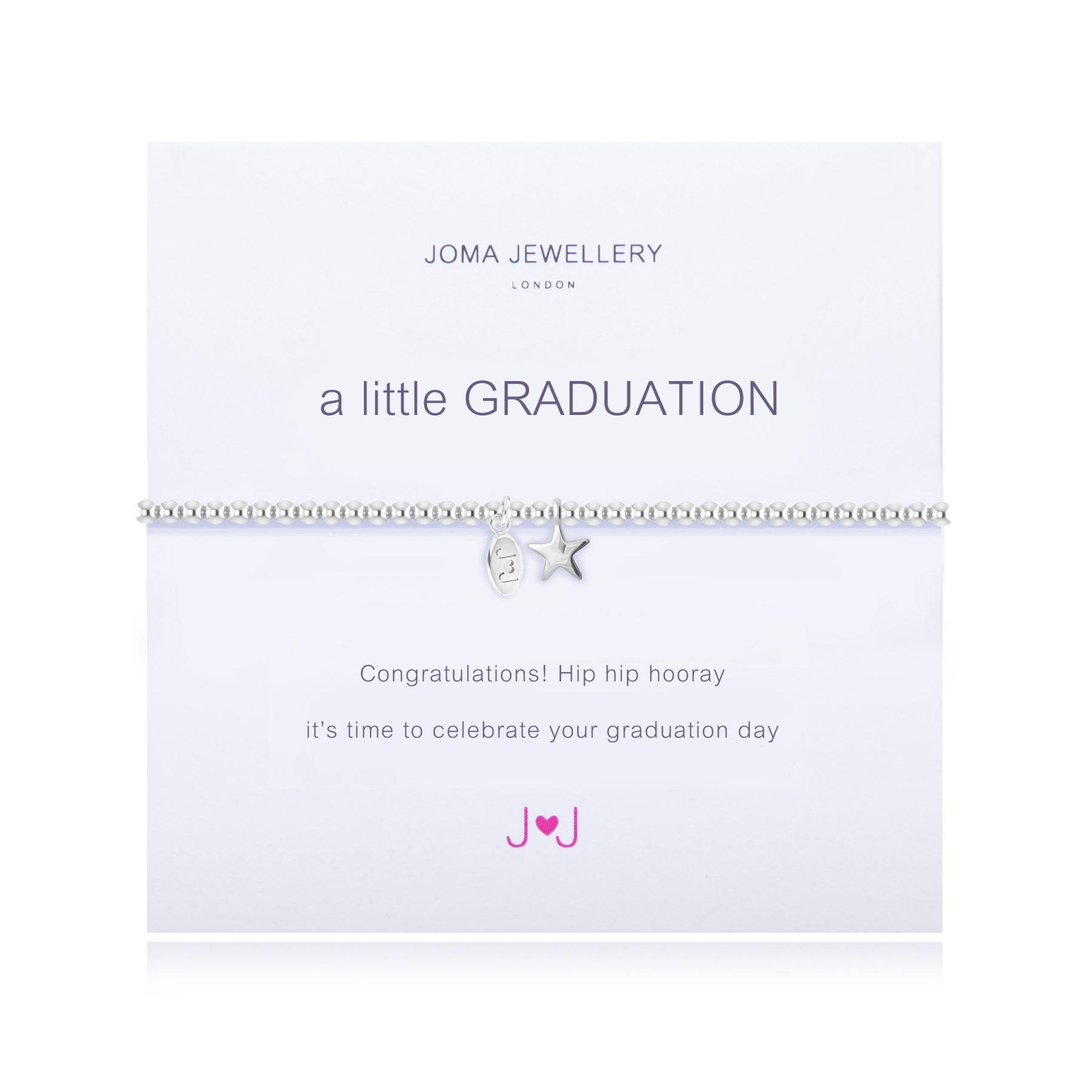 Joma Jewellery A Little Graduation Bracelet