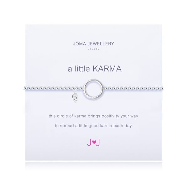 Joma Jewellery A Little Karma Bracelet