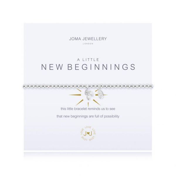 Joma Jewellery - A Little New Beginnings Bracelet