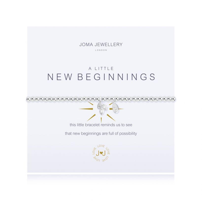 Joma Jewellery – A Little New Beginnings Bracelet