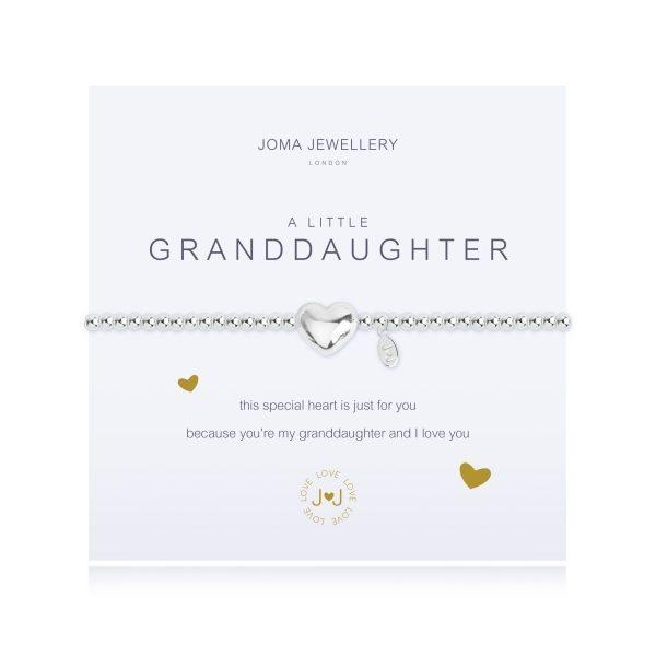 Joma Jewellery A Little Bright Star Silver Bracelet