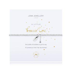 Joma Jewellery a Little Prosecco Time Bracelet