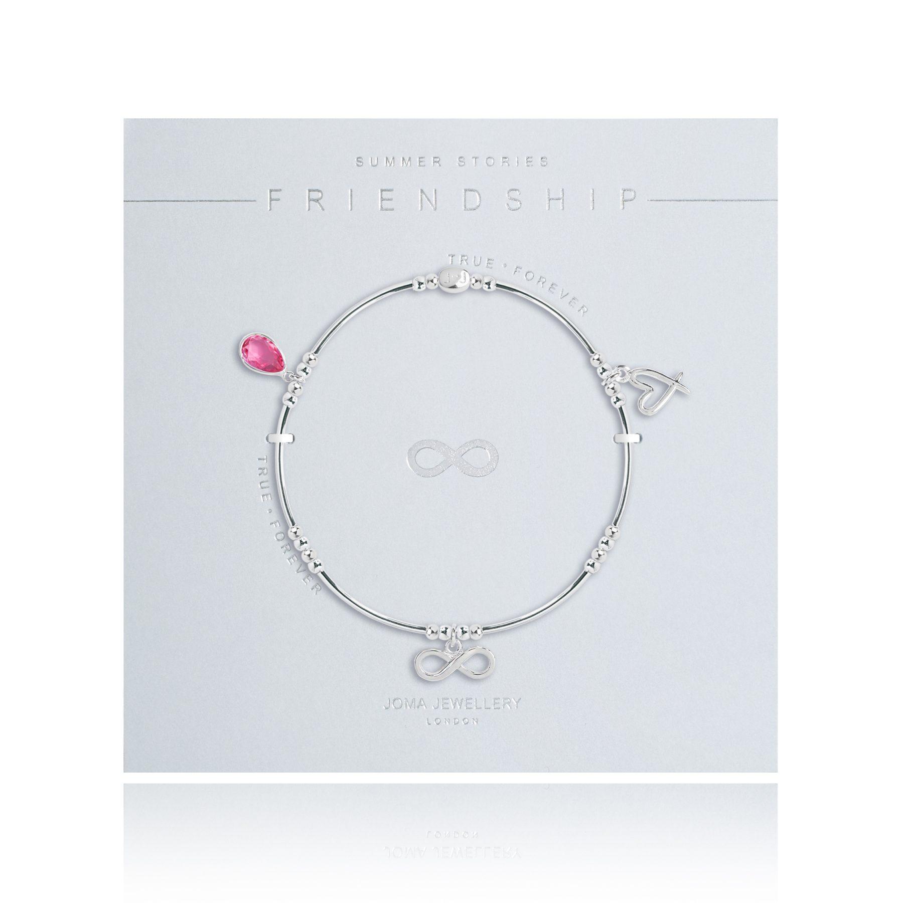Joma Jewellery Summer Stories Friendship Bracelet SryG0