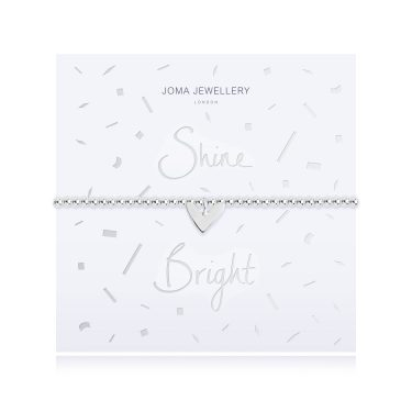 Joma Jewellery Shine Bright Heart Bracelet