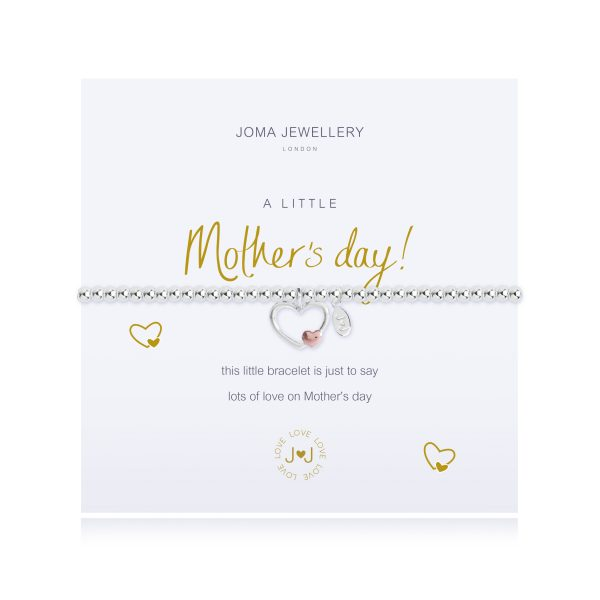 "Joma Jewellery ""A Little Mothers Day"" Bracelet."