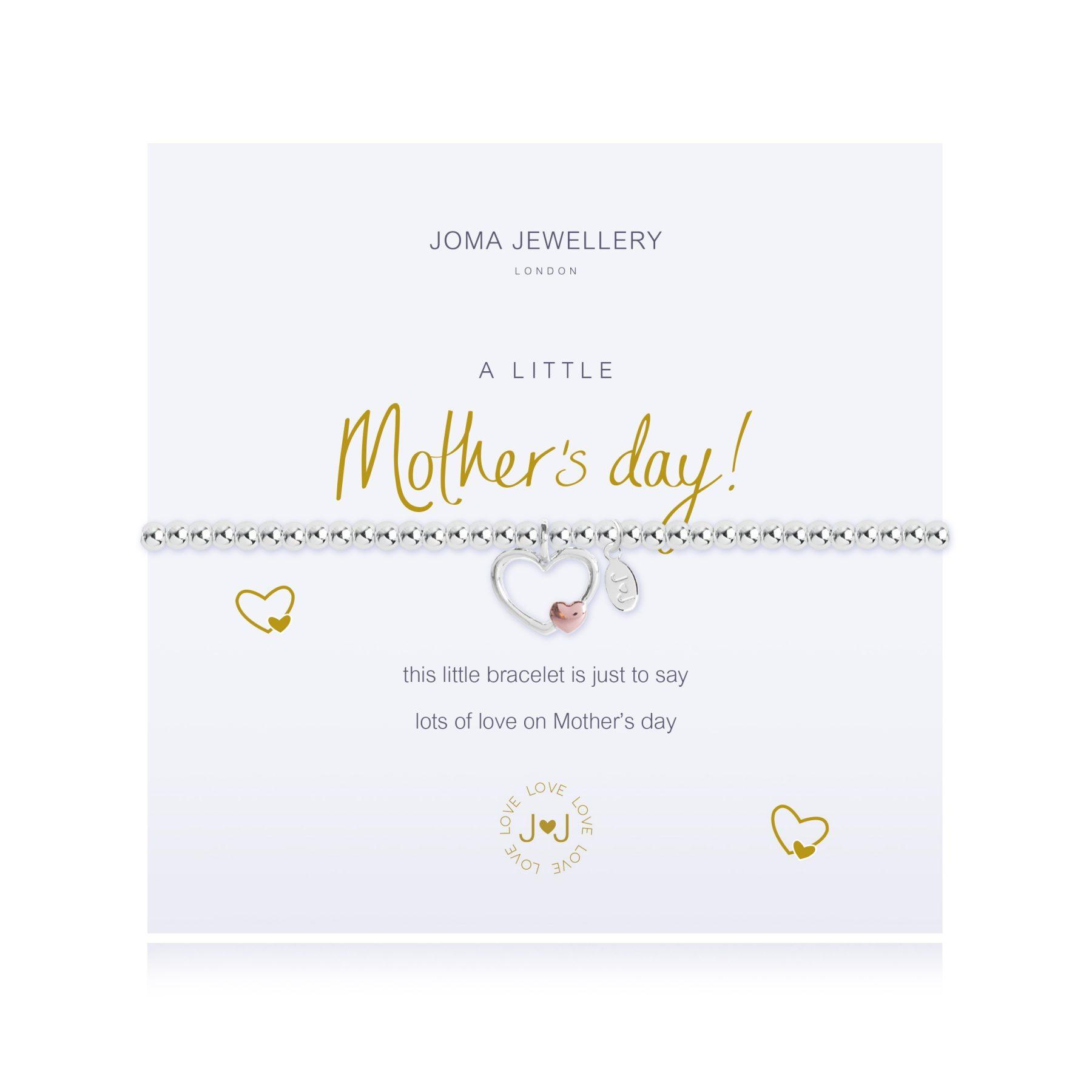"""Joma Jewellery """"A Little Mothers Day"""" Bracelet."""