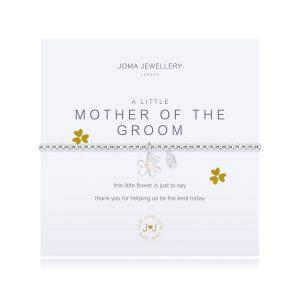Joma Jewellery A Little Mother of The Groom Bracelet