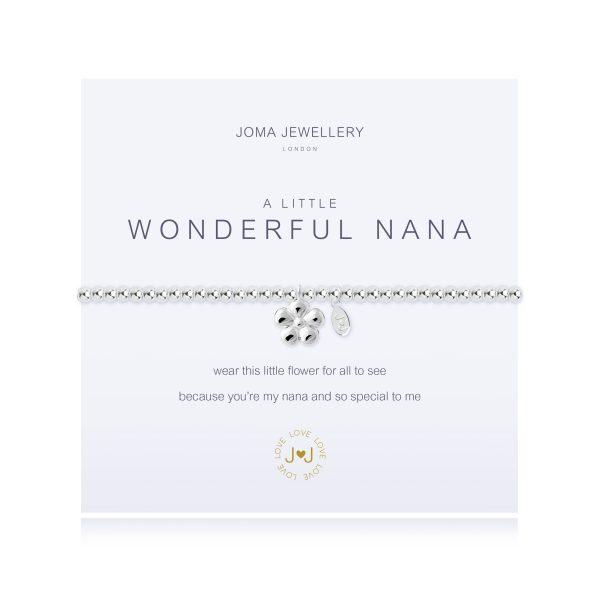 """Joma Jewellery A Little """"Nana"""" Bracelet"""