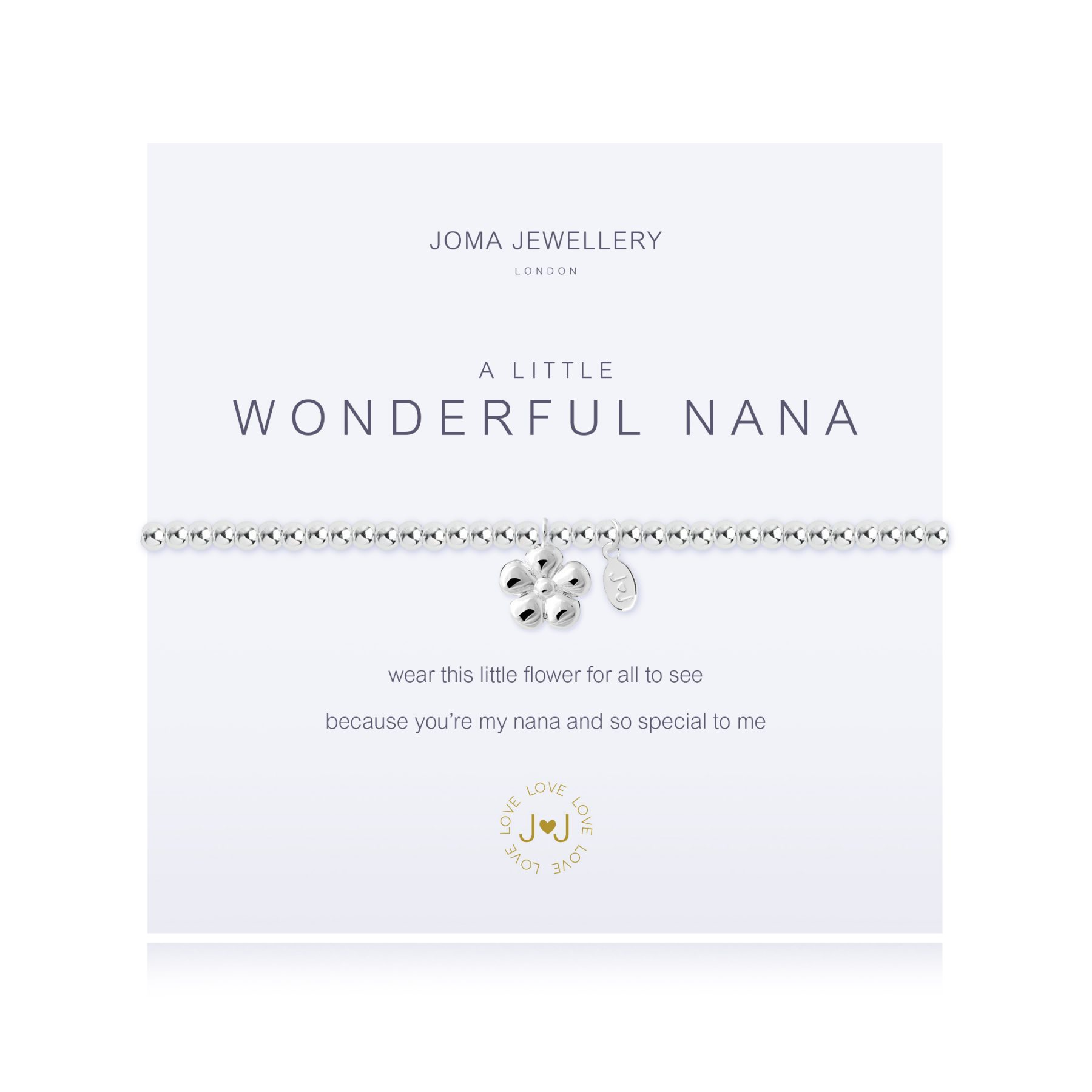 "Joma Jewellery A Little ""Nana"" Bracelet"