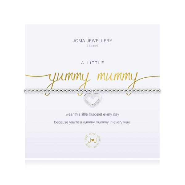 Joma Jewellery A Little Yummy Mummy Bracelet