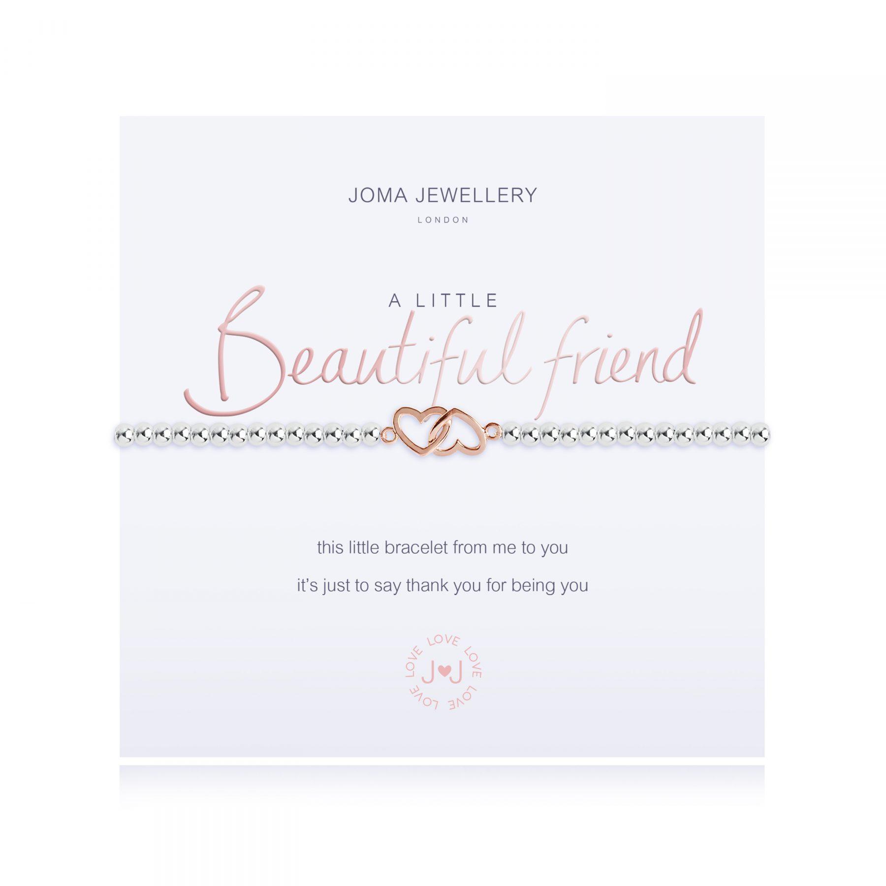 Joma Jewellery A Little Beautiful Friend Bracelet
