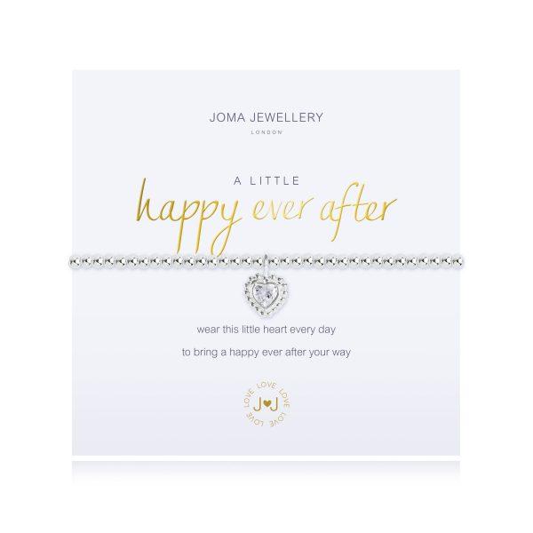 Joma Jewellery A Little Happy Ever After Bracelet