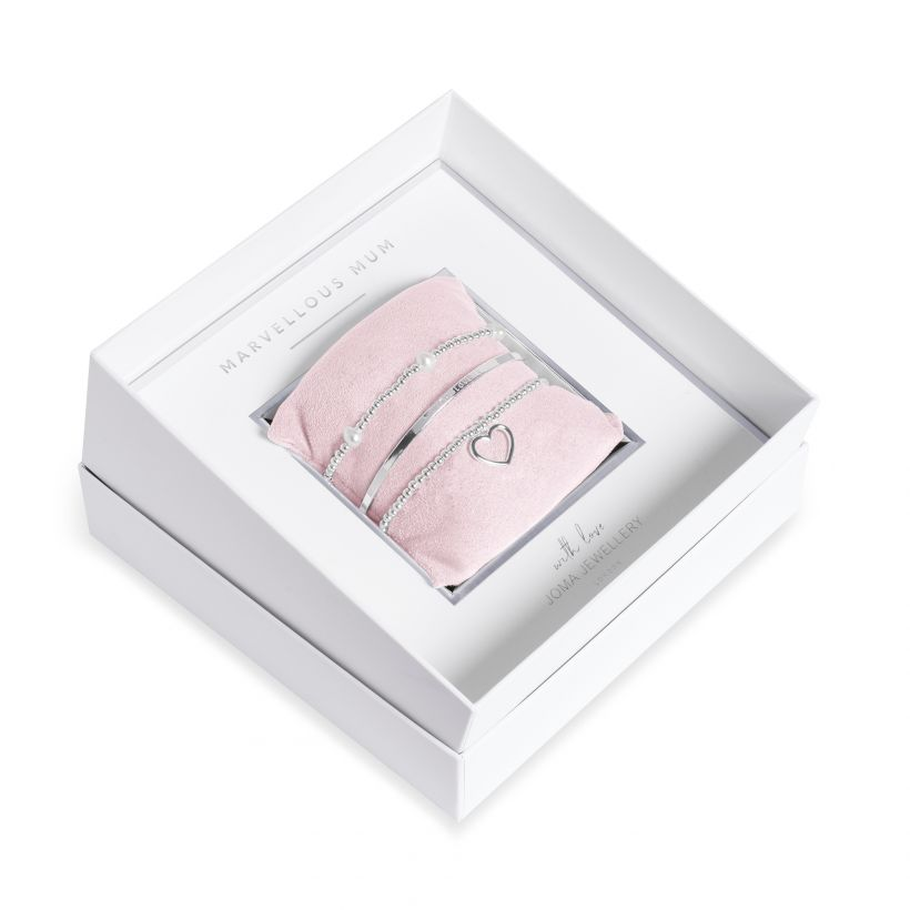 Joma Jewellery Occasion Gift Box- Marvellous Mum
