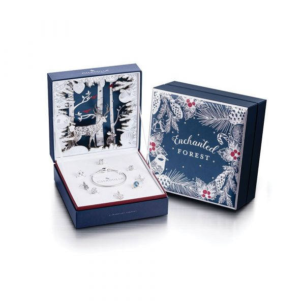 2018 ENCHANTED FOREST PREMIUM GIFT SET – STERLING SILVER WITH SWAROVSKI ZIRCONIA