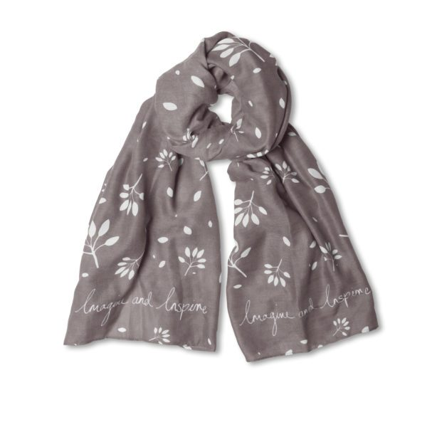 KATIE LOXTON  SCARF – IMAGINE AND INSPIRE