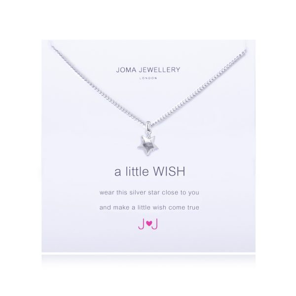 Joma Jewellery A Little Wish Necklace