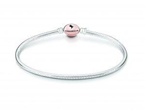 Chamilia Blush Snake Chain Bracelet