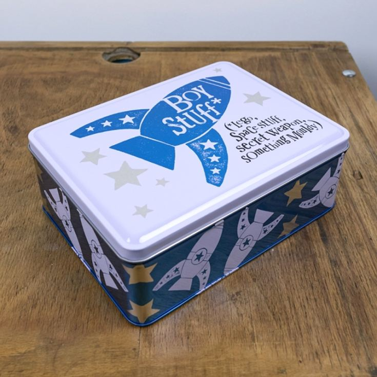 The Bright Side Boys  Stuff Tin