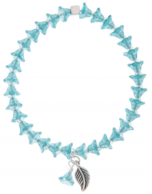 Carrie Elspeth Teal Belles Bracelet