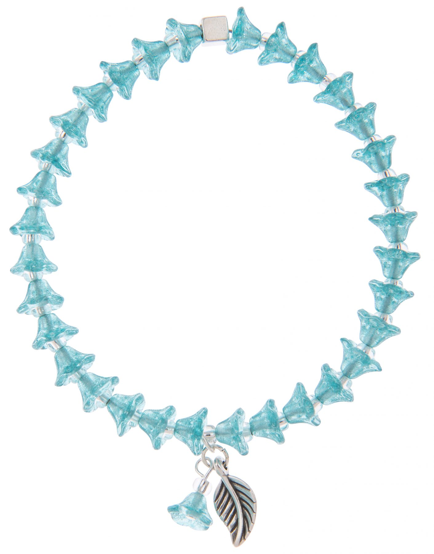 Carrie Elspeth Teal Belles Bracelet