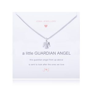 Joma Jewellery A Little Guardian Angel Necklace