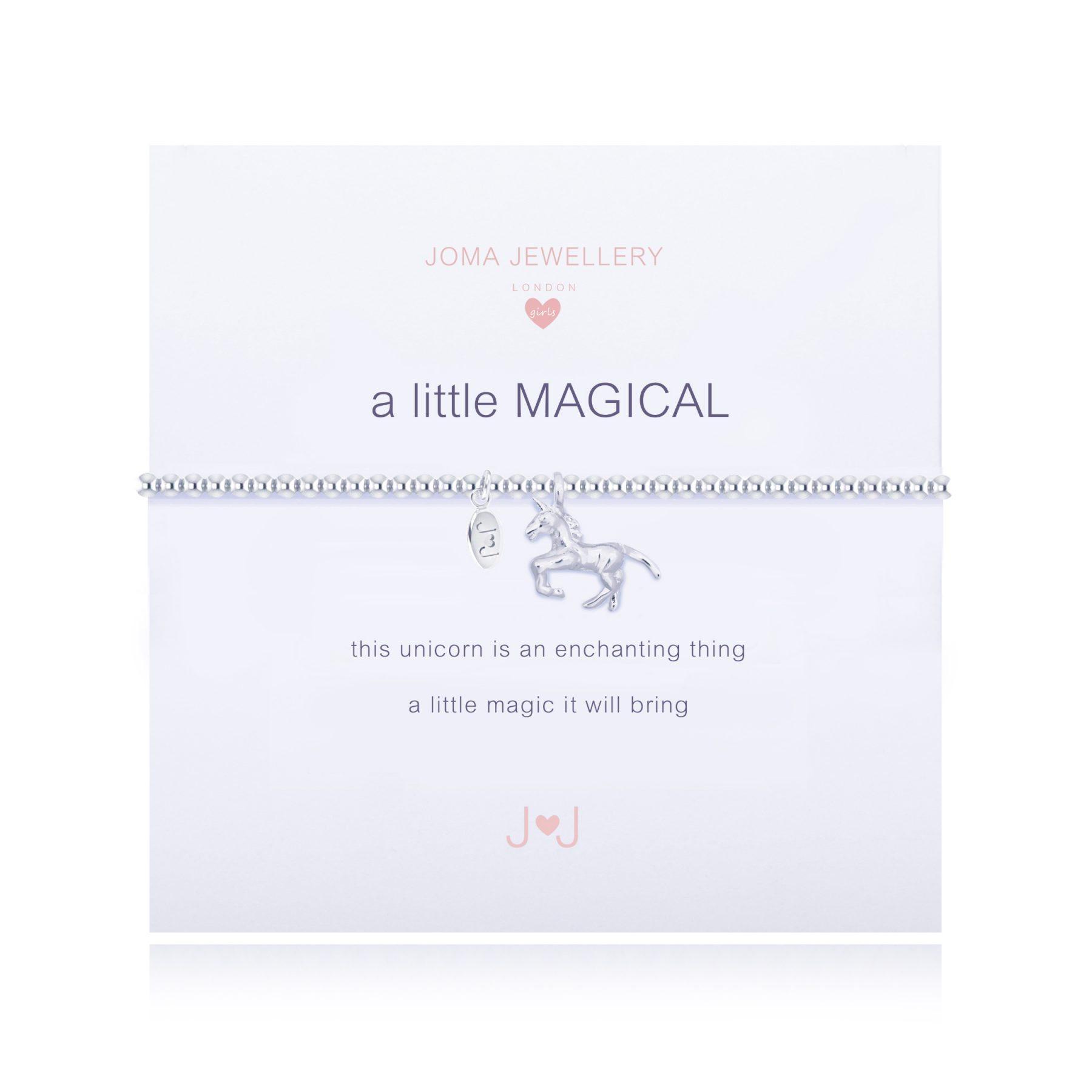 Joma Jewellery - A Little Magical - Childrens Bracelet vYW5uTEak