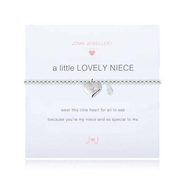 Joma Jewellery A Little Lovely Niece Children's Bracelet