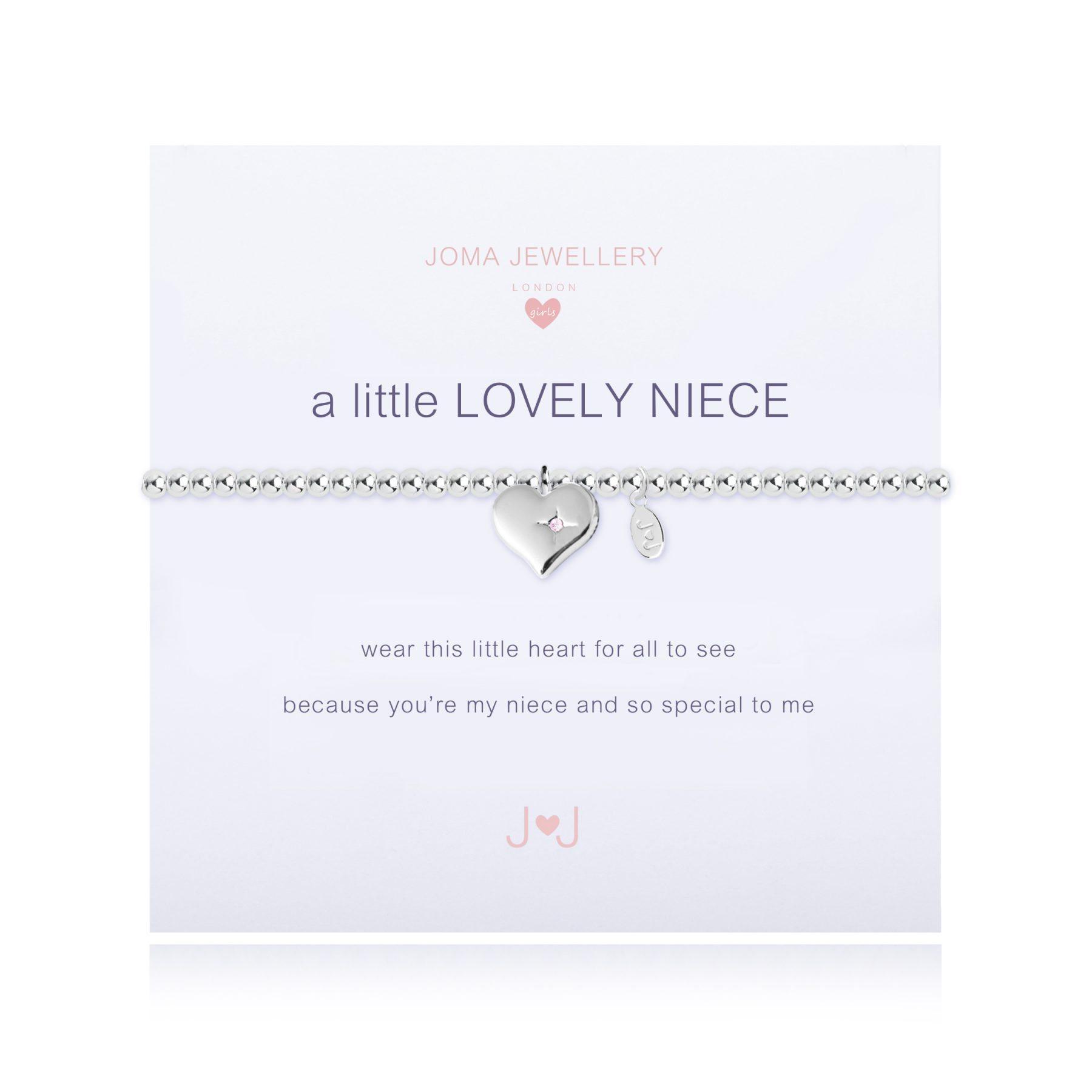 Joma Jewellery Childrens a little Lovely Niece bracelet iL0ehOczI