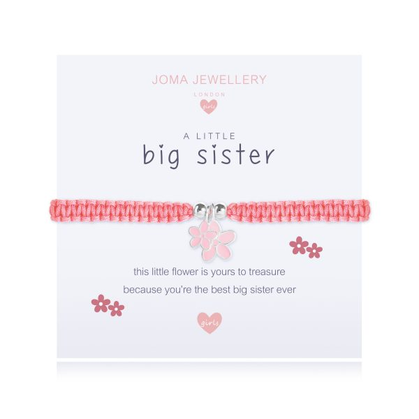 "Joma Jewellery A Little ""Big Sister""Bracelet"