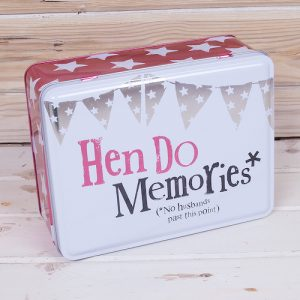 Hen Do Memories - Wedding Gifts