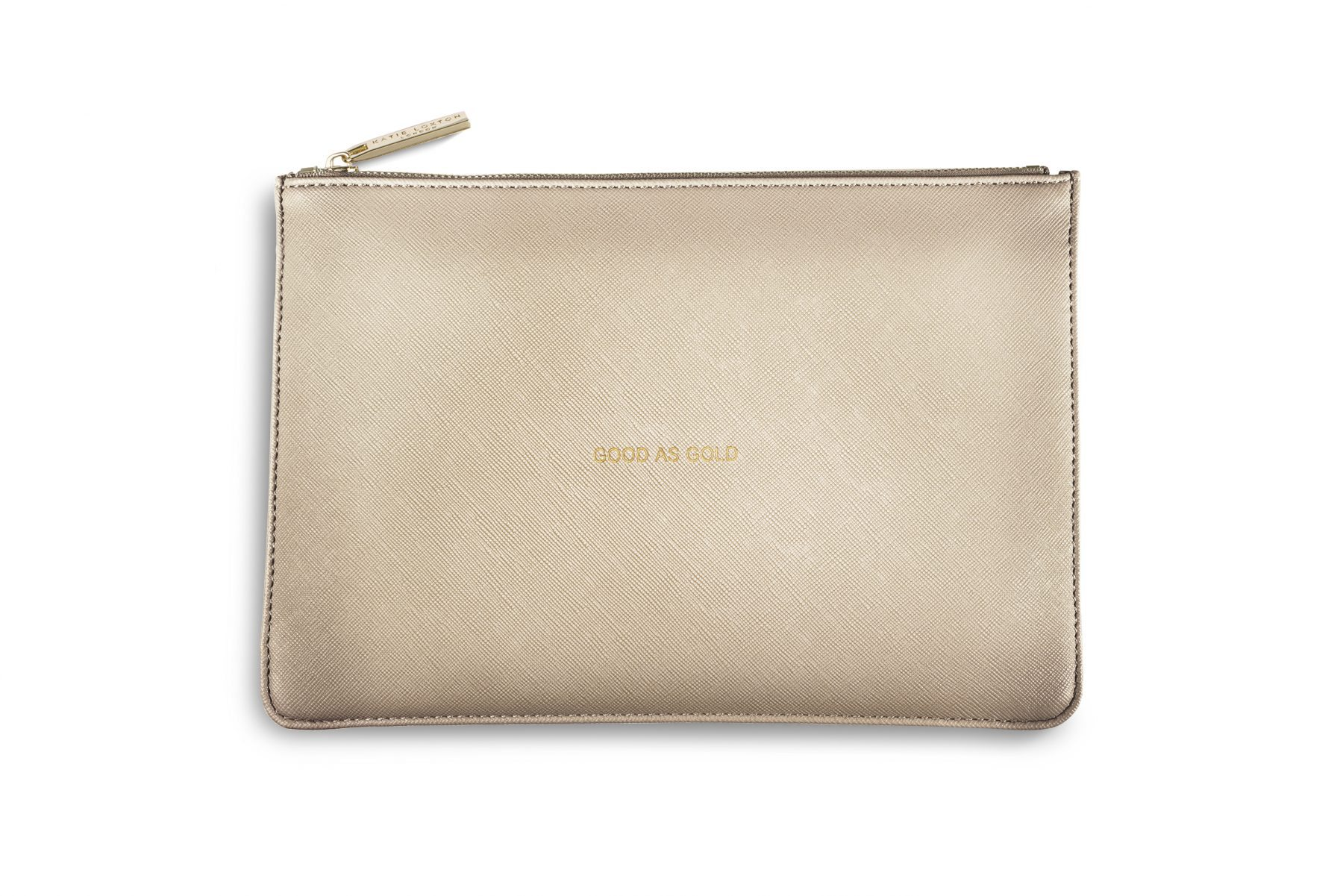 Katie Loxton Good as Gold Perfect Pouch