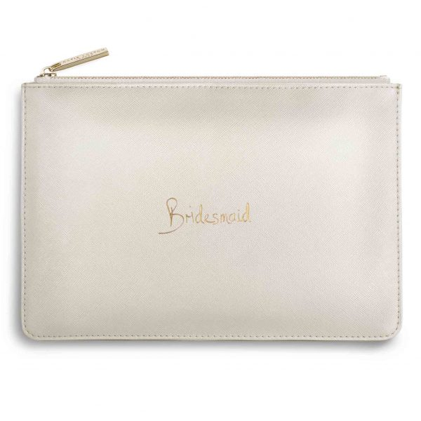 "Katie Loxton ""Bridesmaid"" Perfect Pouch"