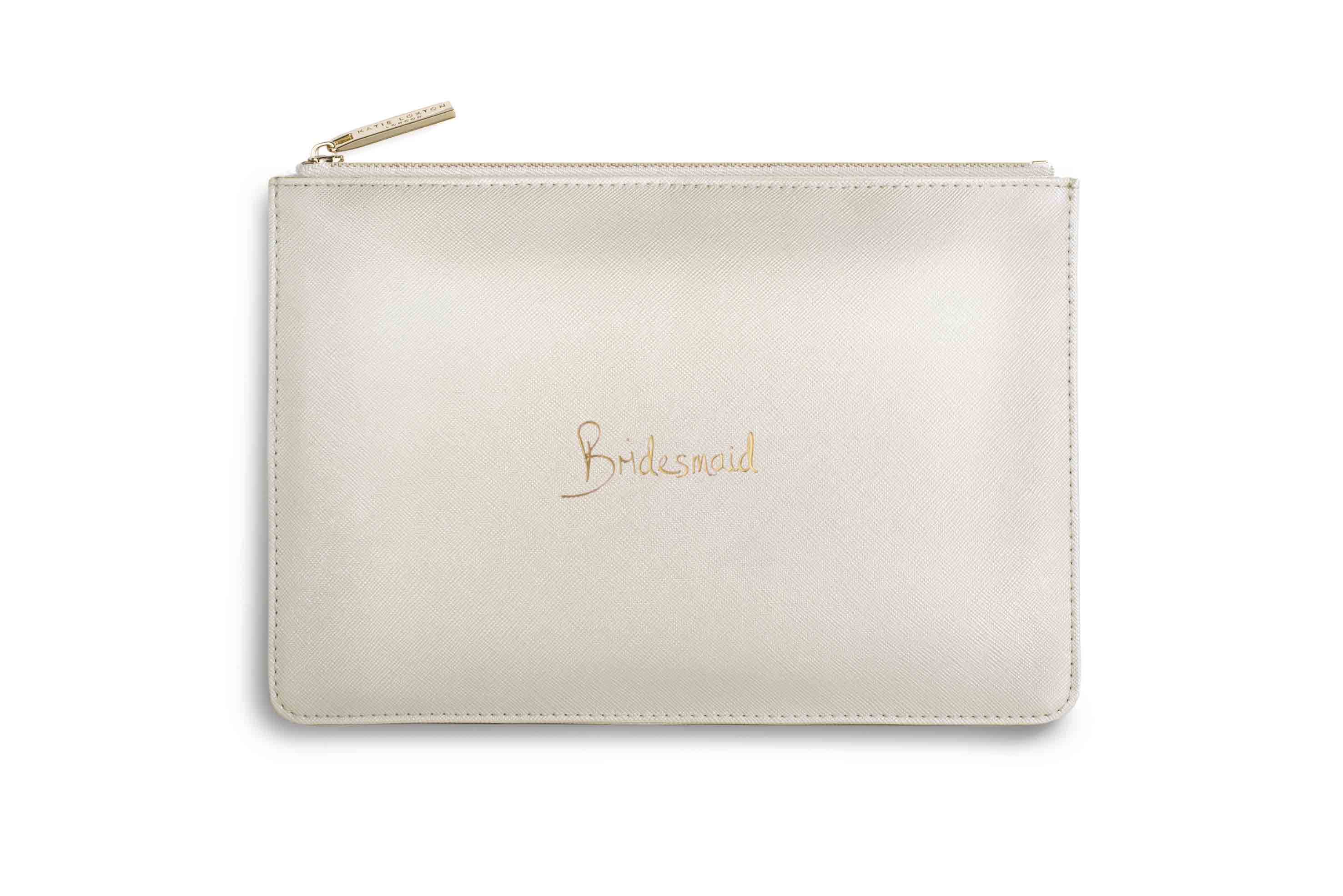 """Katie Loxton """"Bridesmaid"""" Perfect Pouch"""