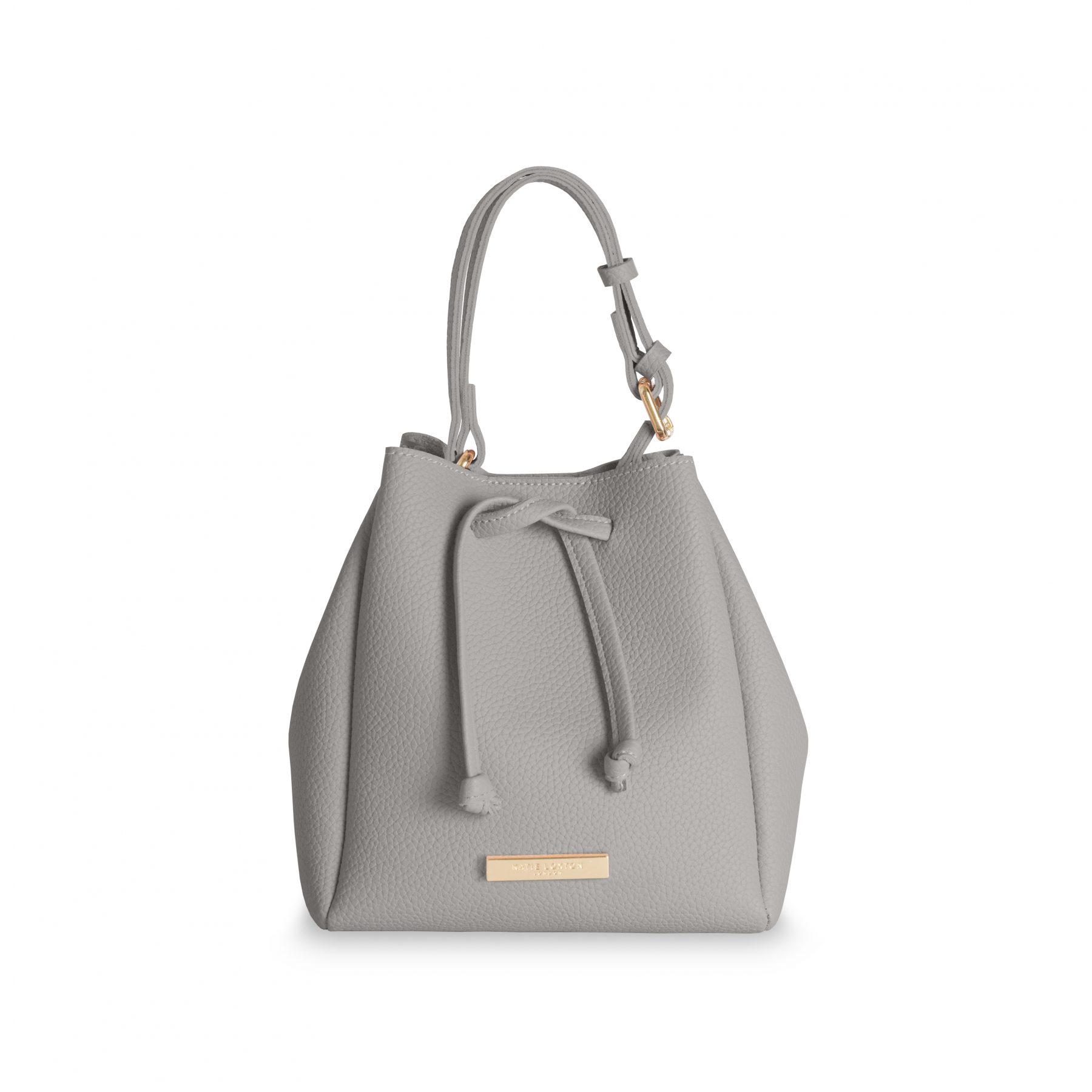 Katie Loxton Mini Chloe Bucket Bag – Grey