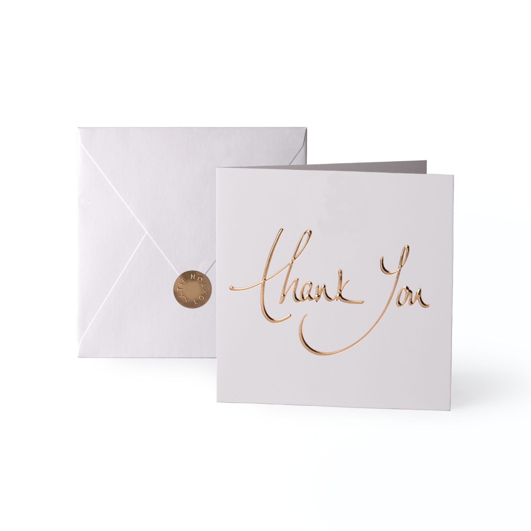 Katie Loxton Thank You Greeting Cards
