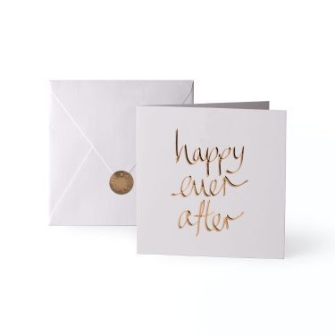 Katie Loxton Happy Ever After Greeting Card