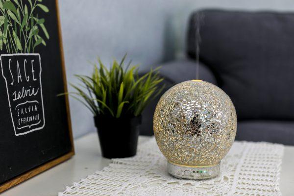 Sense Aroma Vega Silver Mosaic Diffuser