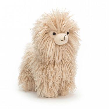 Jellycat Luscious Llama