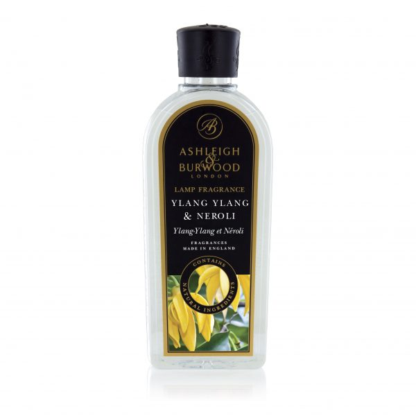 Premium Fragrance Lamp Fragrance 500ml - Ylang Ylang & Neroli