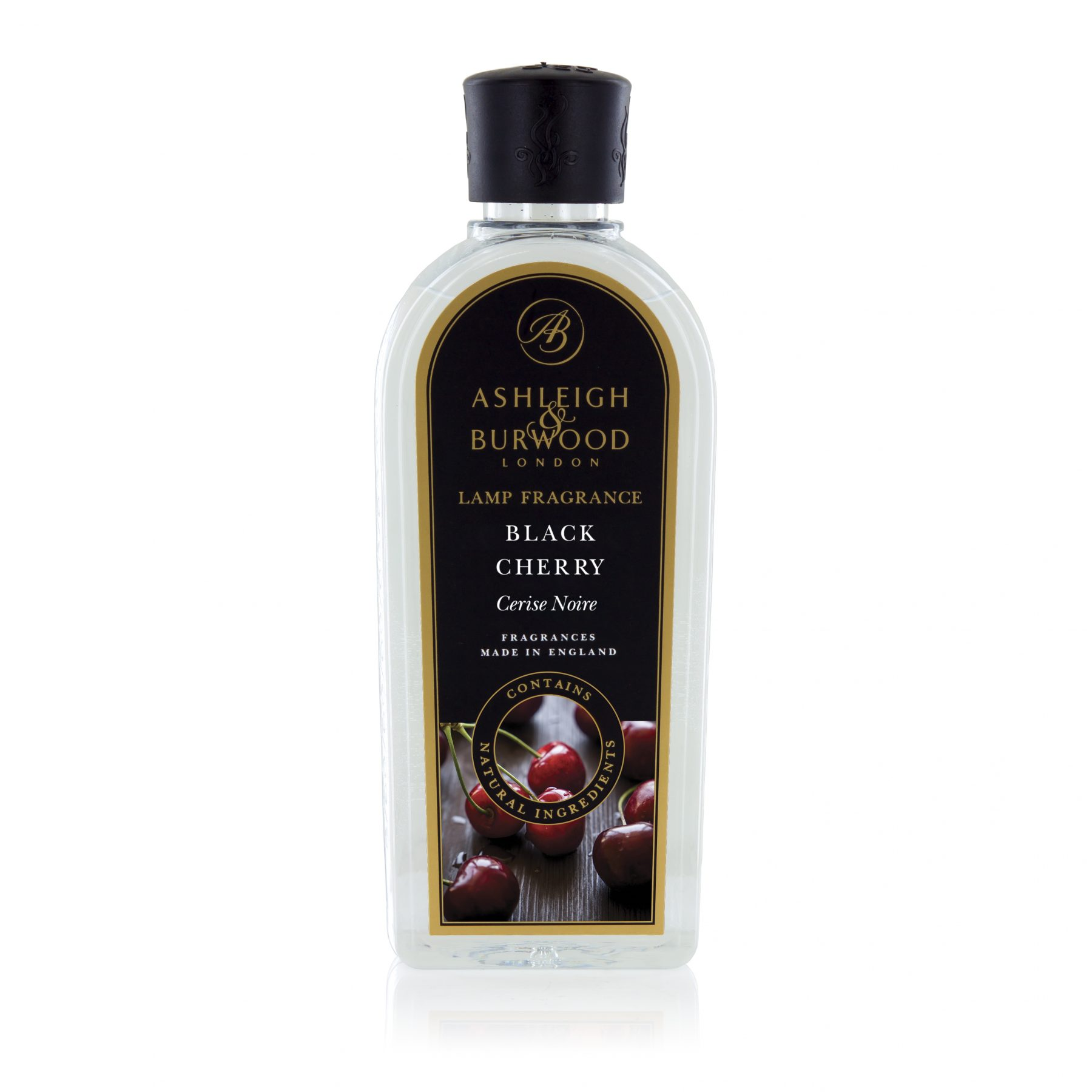 Premium Fragrance Lamp Fragrance 500ml – Black Cherry