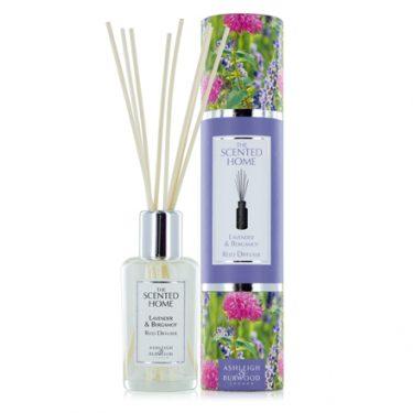 Ashleigh & Burwood Lavender & Bergamot Reed Diffuser Set