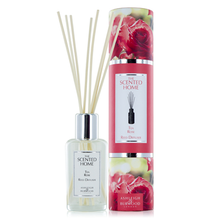 Ashleigh & Burwood Reed Diffuser -Tea Rose