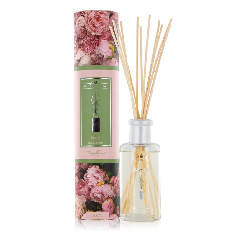 Ashleigh & Burwood Reed Diffuser- Peony