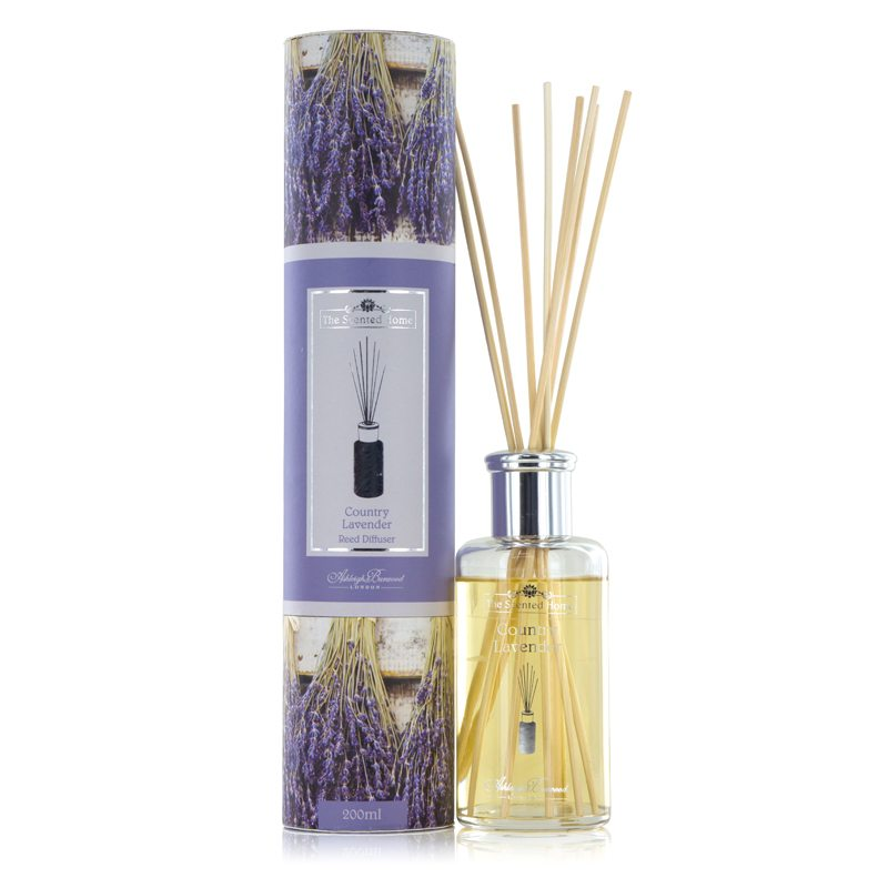Ashleigh & Burwood Reed Diffuser- Country Lavender