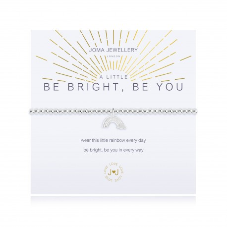 Joma Jewellery A Little Be Bright Be You Bracelet