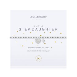 Joma Jewellery A Little Step Daughter Bracelet