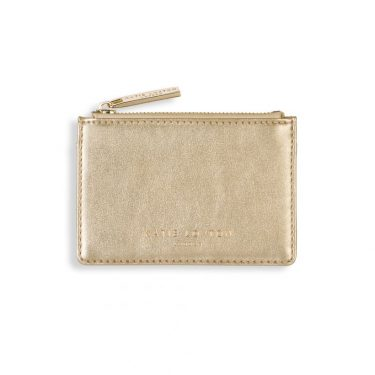 Katie Loxton ALEXA METALLIC GOLD CARD HOLDER
