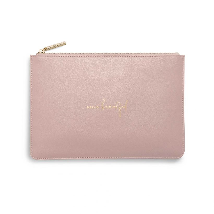 Katie Loxton Perfect Pouch -Hello Beautiful