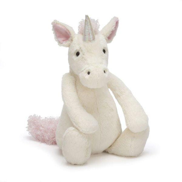 Jellycat Bashful Unicorn -Small