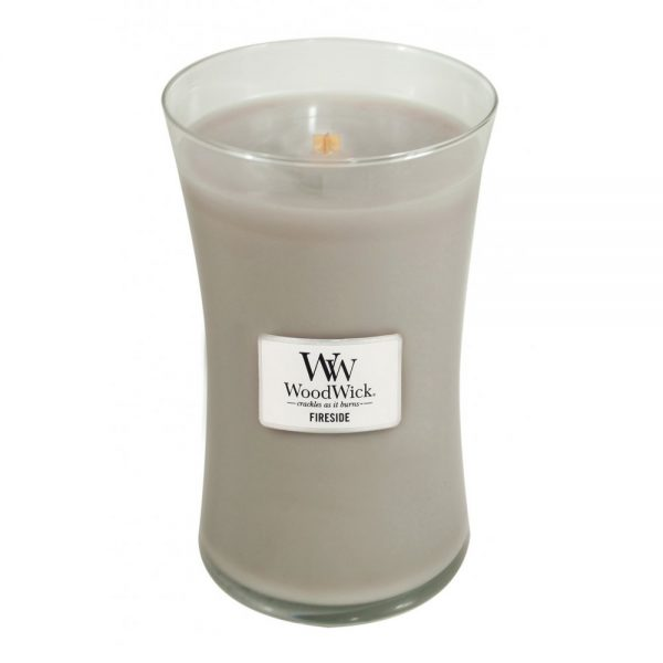 WoodWick Fireside 22oz Scented Candle